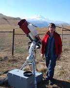 Выезды на ГАС ГАО, Астрономические мероприятия, поездки на