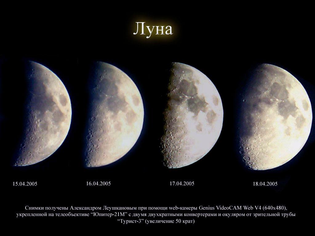 Реферат на тему по астрономии луна 2554