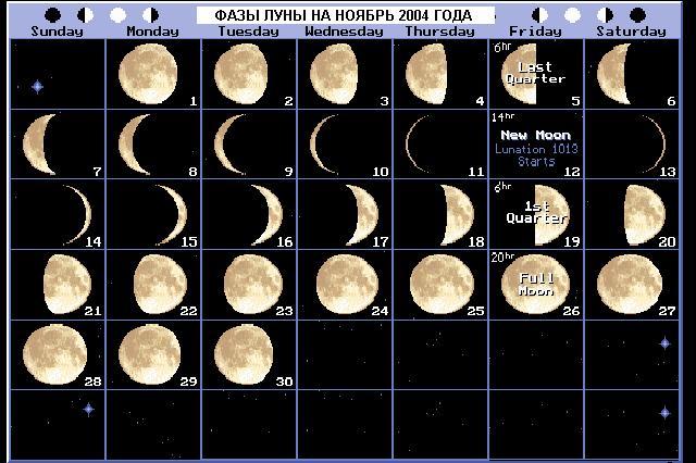 для своего в какую фазу луны лучше искать работу стирки