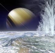 02.08.2013. Фотоотчет с орбиты планеты, предоставленный аппаратом Кассини, помог доказать существование океана подо...
