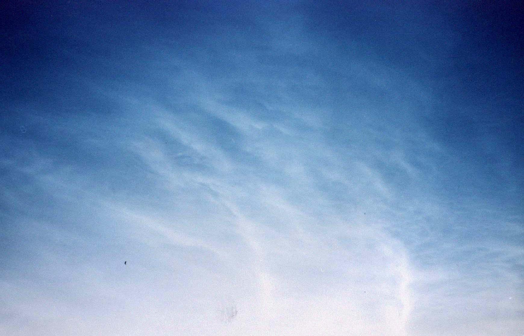 Наблюдения серебристых облаков